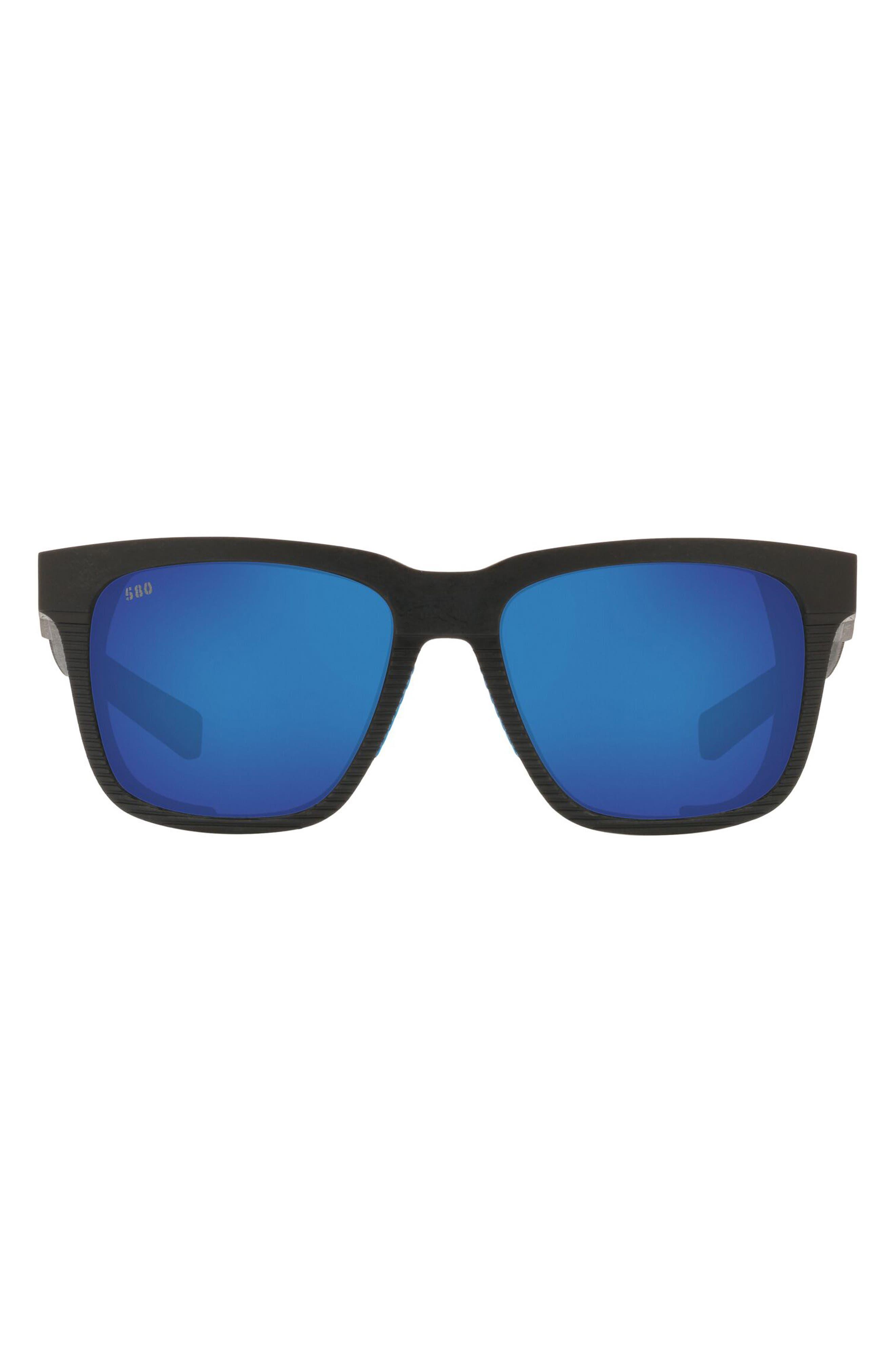 Men's Cosat Del Mar Pescador 55mm Polarized Sunglasses
