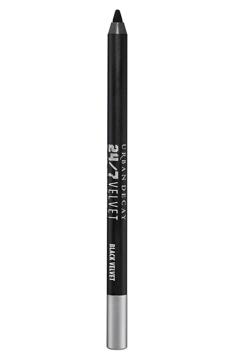 URBAN DECAY 24/7 Velvet Glide-On Eye Pencil, Main, color, 001