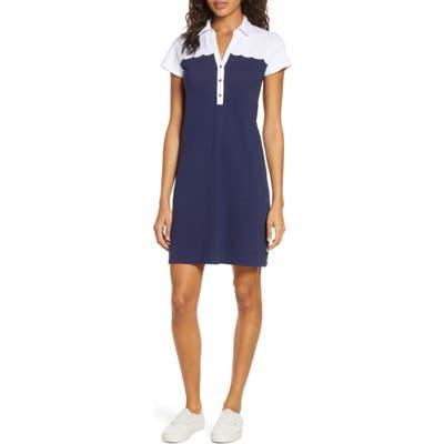 Lilly Pulitzer Tonda Polo Dress, Blue