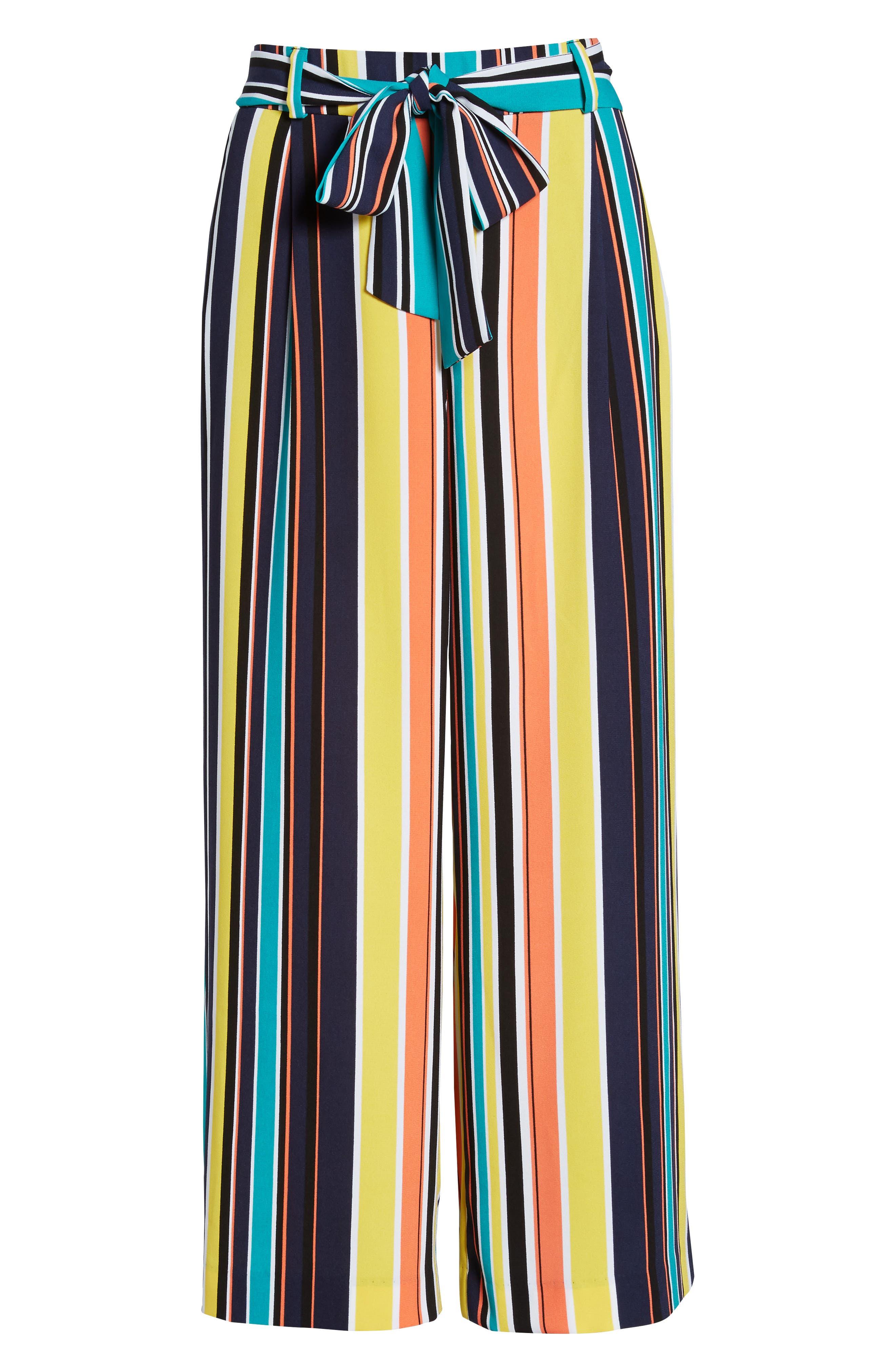 ,                             Wide Leg Crop Pants,                             Alternate thumbnail 57, color,                             412