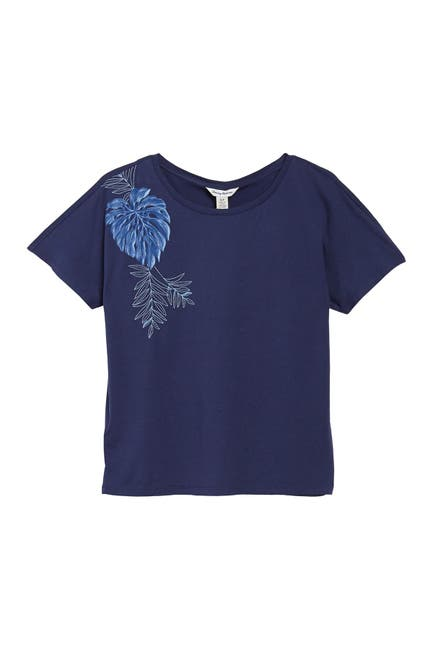 Image of Tommy Bahama Oasis Blooms Short Sleeve T-Shirt