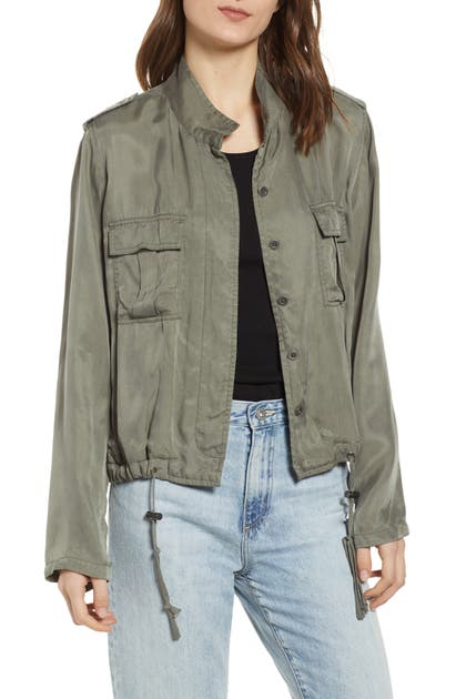 Rails Jackets ROWEN MILITARY JACKET
