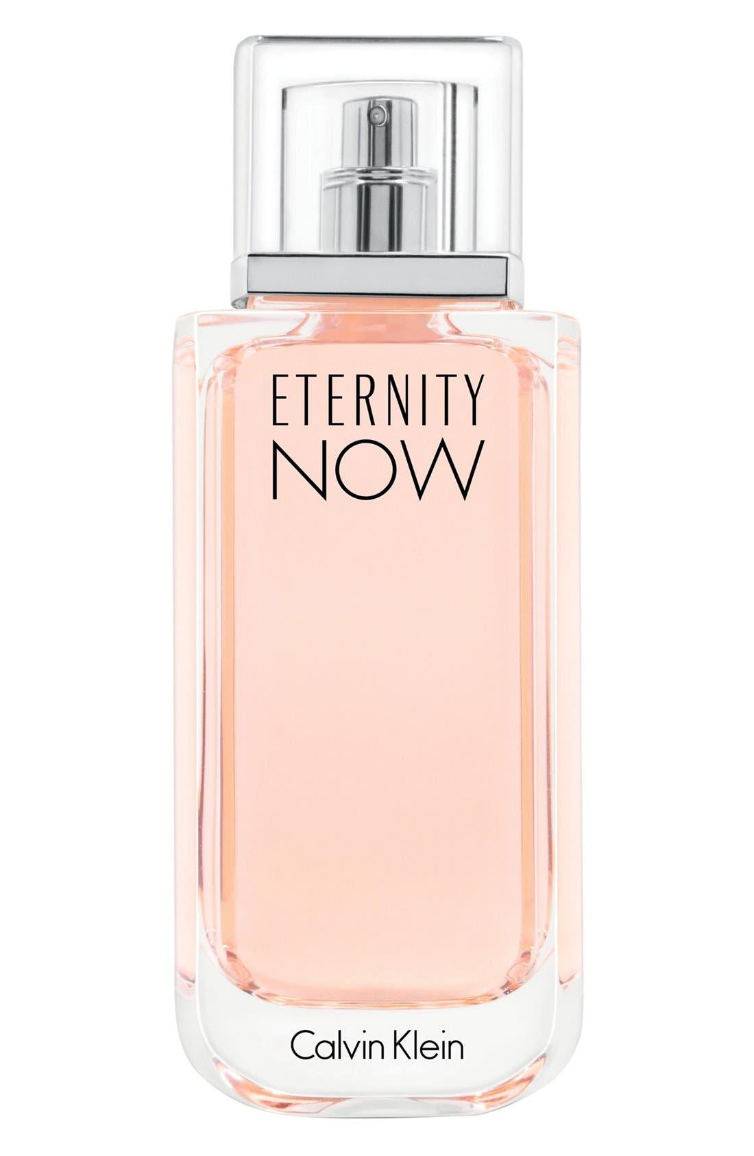 Image of Calvin Klein Eternity Now Eau de Parfum - 50ml.