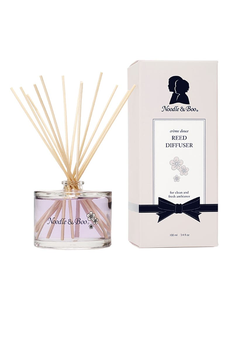NOODLE & BOO Reed Diffuser, Main, color, NO COLOR