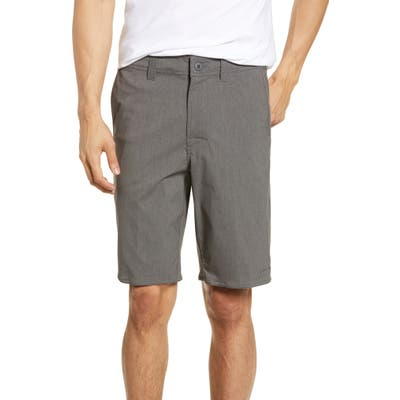 Patagonia Stretch Wavefarer Walking Shorts, Grey