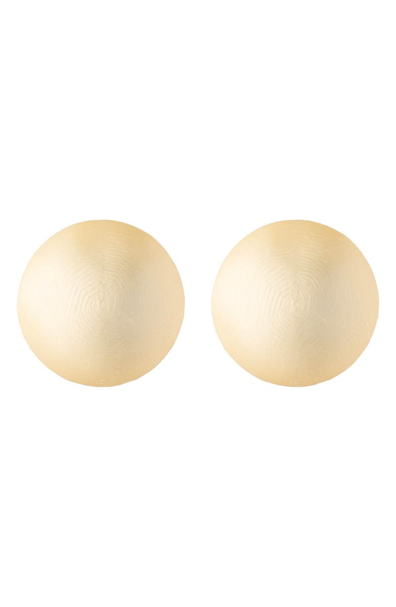 ALEXIS BITTAR Dome Earrings, Main, color, GOLD