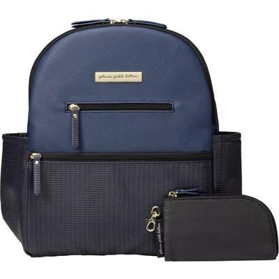 Infant Petunia Pickle Bottom Ace Backpack - Blue