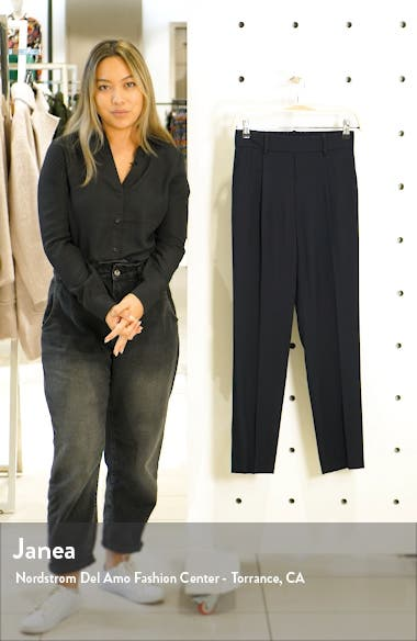 Side Stripe Pull-On Trousers, sales video thumbnail