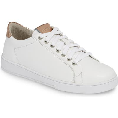 Blackstone Rl90 Low Top Sneaker, White