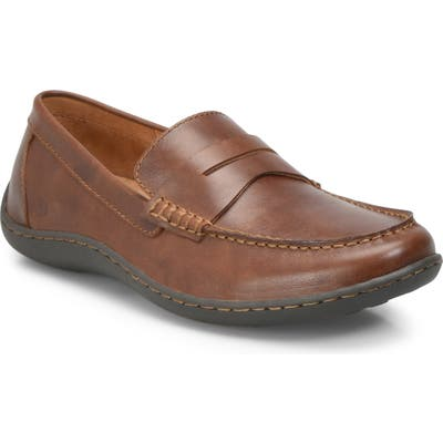 B?rn Simon Ii Driving Shoe, Brown