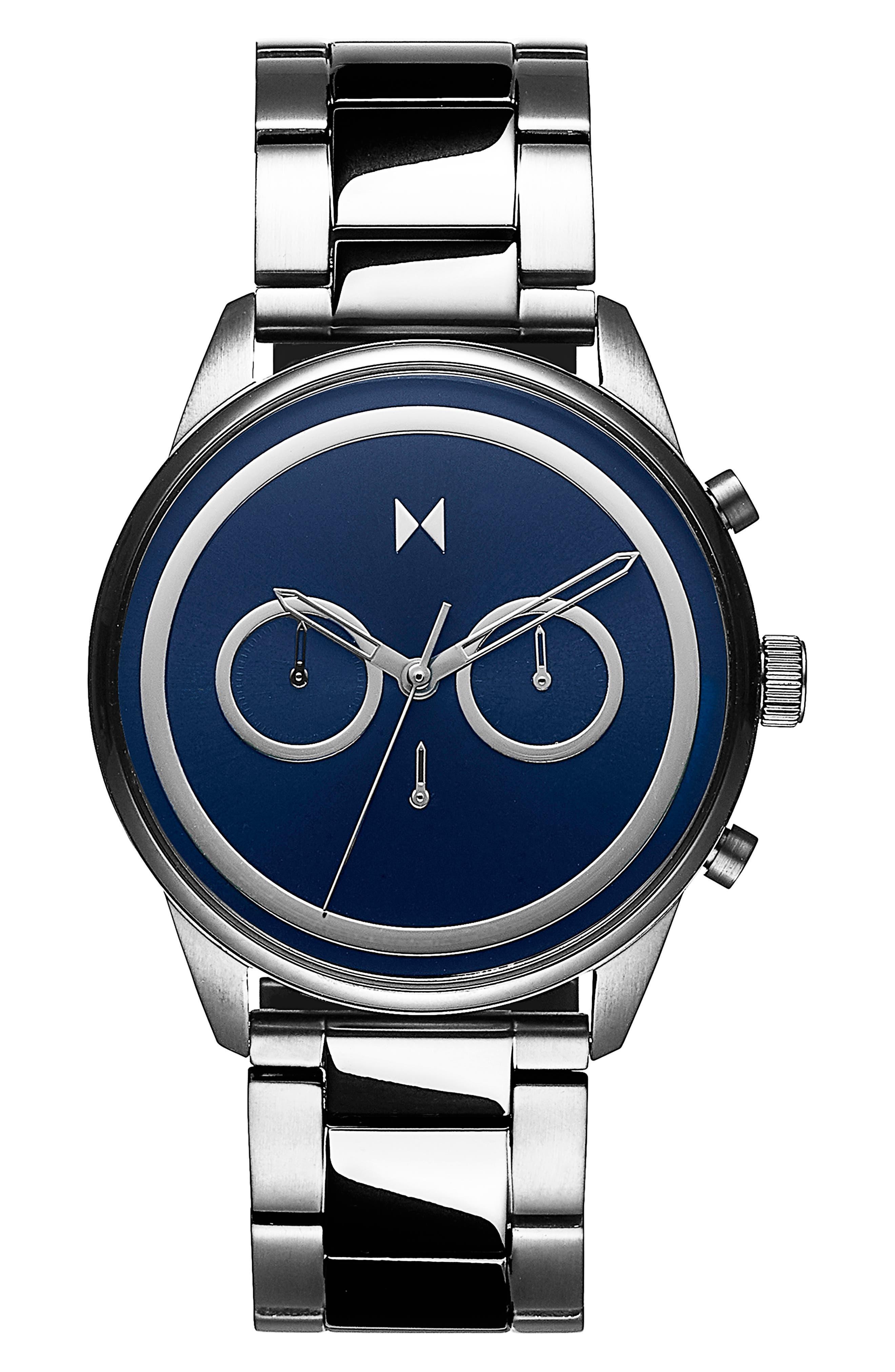 Powerlane Chronograph Bracelet Watch