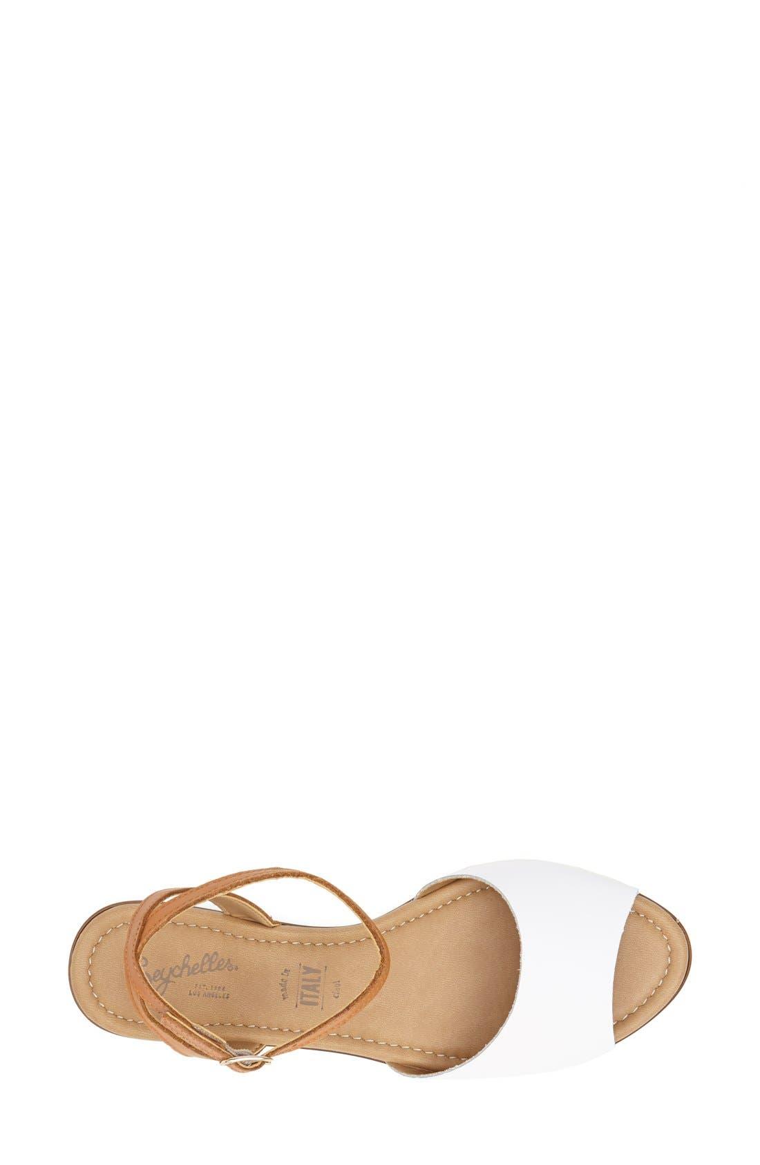 ,                             'Brand New' Ankle Strap Calf Hair Sandal,                             Alternate thumbnail 10, color,                             110