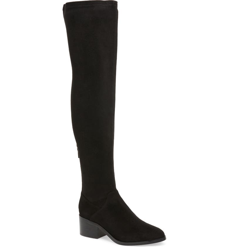 STEVE MADDEN Gabbie Thigh High Boot, Main, color, 019
