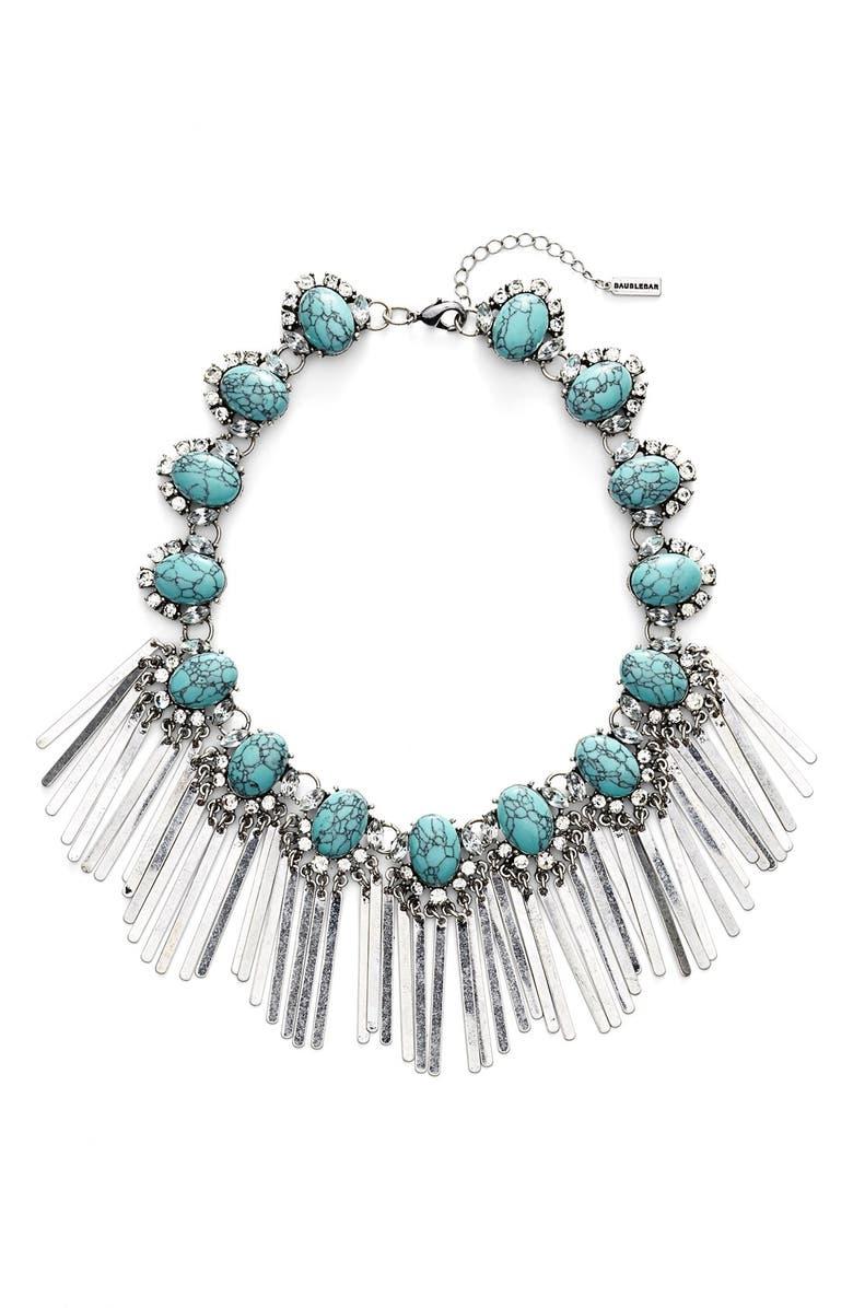 BAUBLEBAR 'Showgirl' Fringe Necklace, Main, color, 040