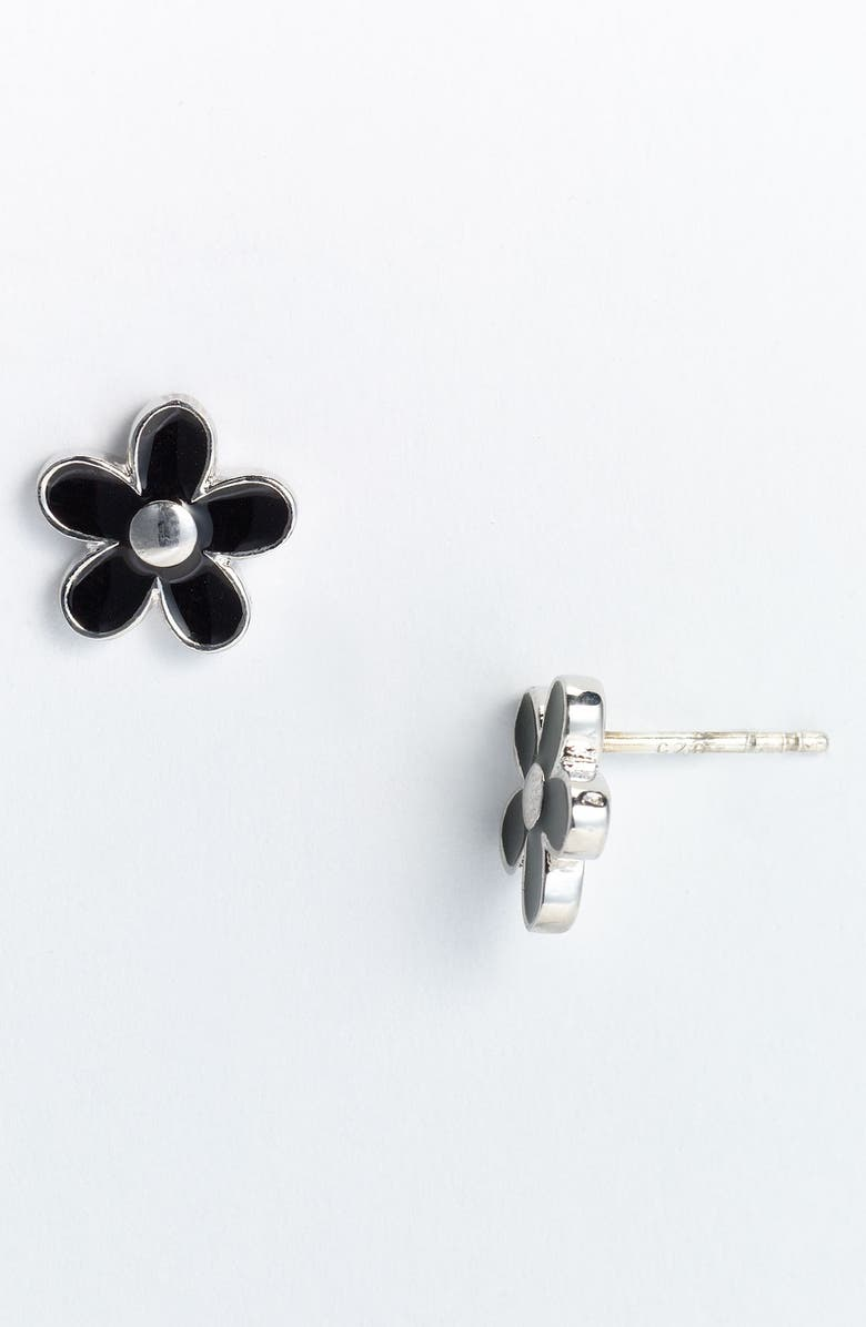 MARC BY MARC JACOBS 'Daisy Chain' Small Stud Earrings, Main, color, 001