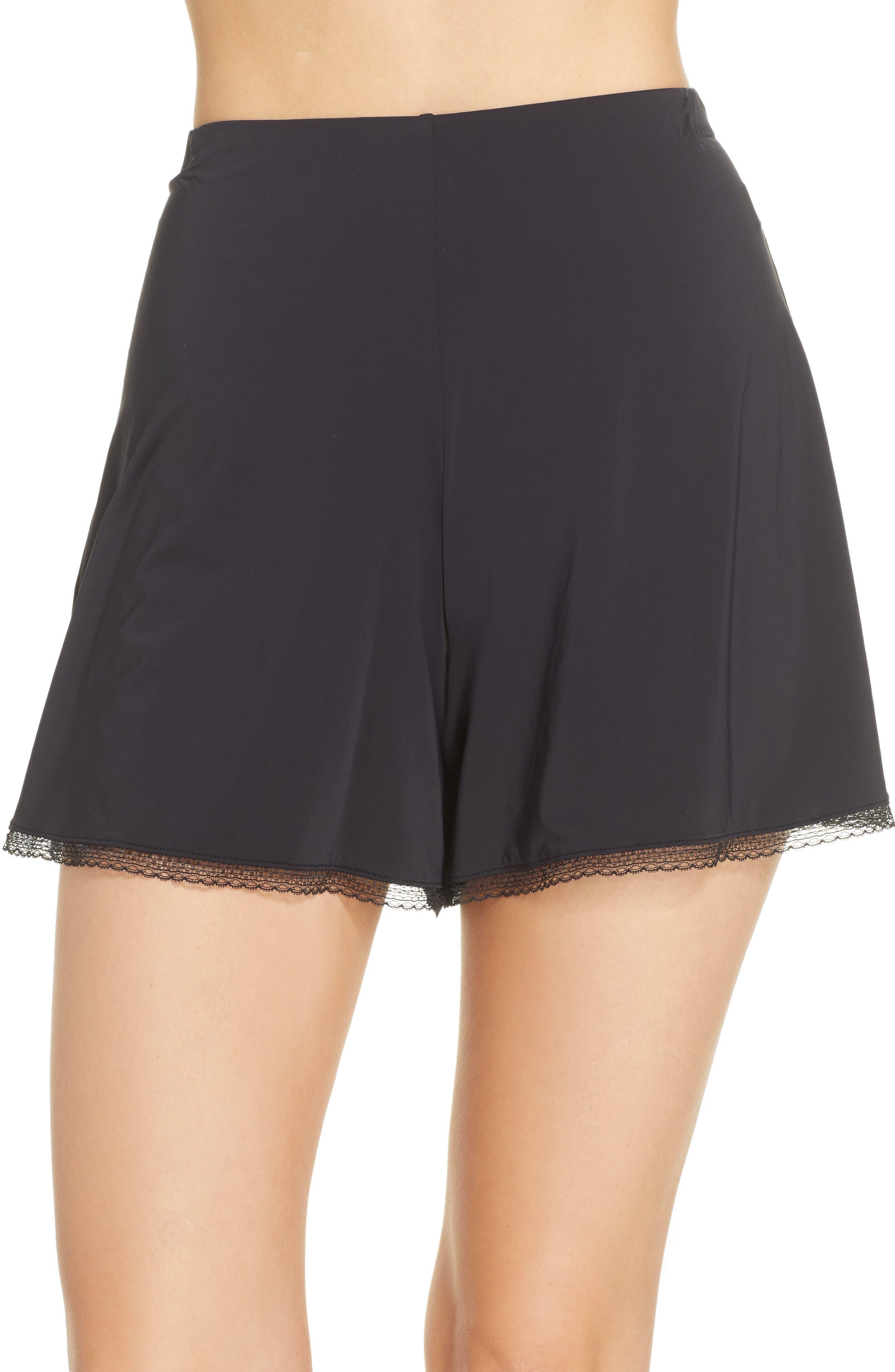 Details about  /Natori Women/'s Benefit Half Slip Short