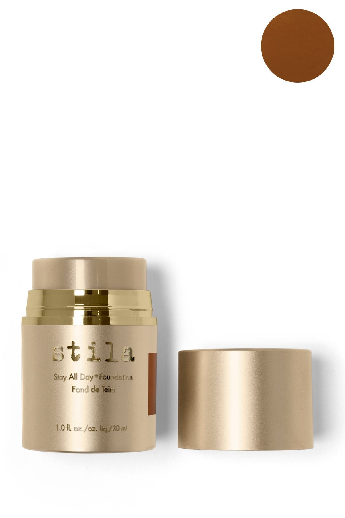 Image of Stila Stay All Day Foundation - Deep