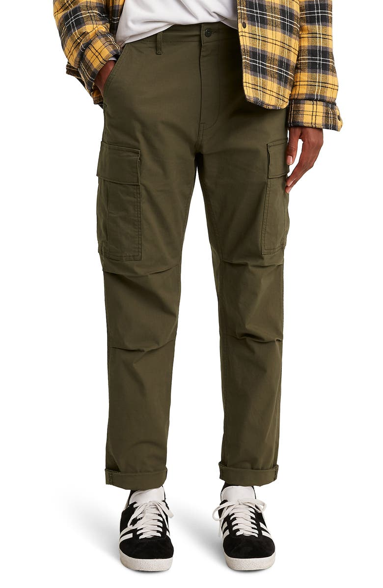 LEVI'S<SUP>®</SUP> Cargo Pants, Main, color, OLIVE NIGHT