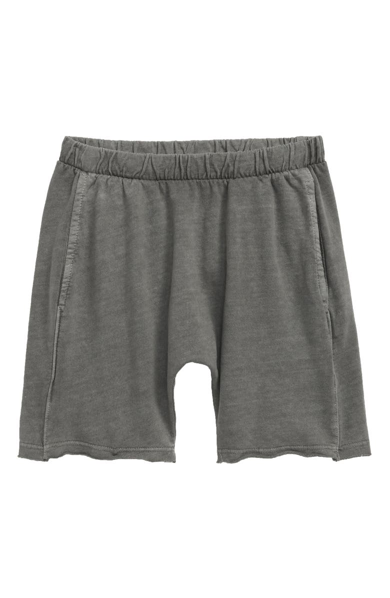 JOAH LOVE Nash Terry Shorts, Main, color, 300