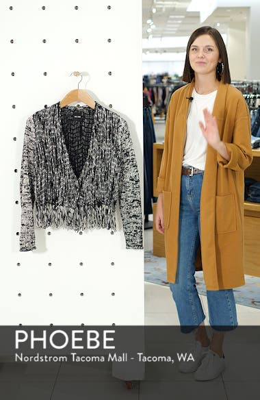 Fringe Worthy Jacket, sales video thumbnail