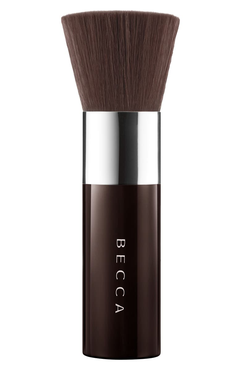 BECCA COSMETICS BECCA Soft Kabuki Brush, Main, color, NO COLOR