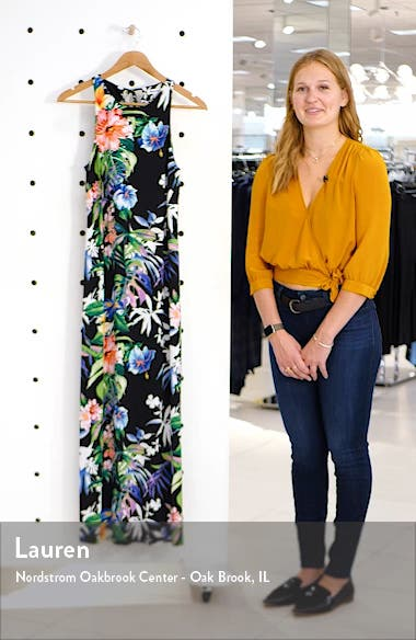 Hermosa Flora Maxi Dress, sales video thumbnail