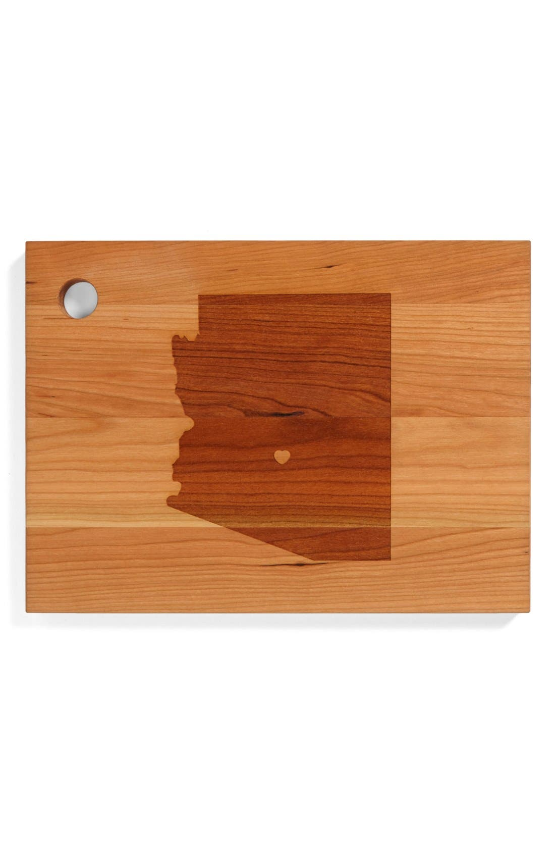 ,                             'State Silhouette' Cutting Board,                             Main thumbnail 3, color,                             202