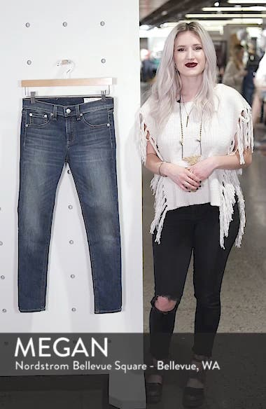 Capri Crop Skinny Jeans, sales video thumbnail