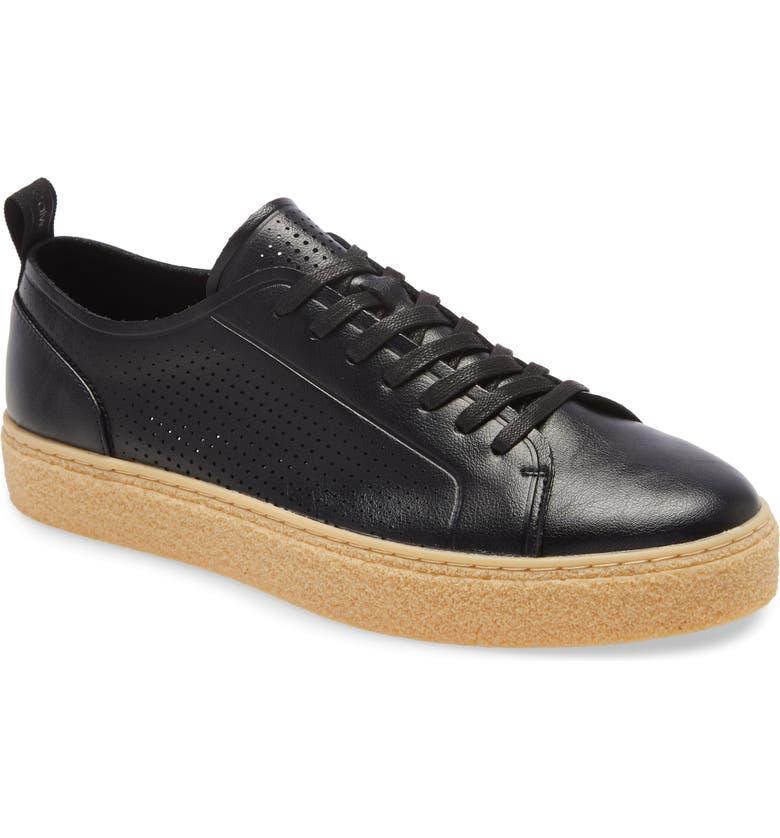 CALVIN KLEIN Everett Sneaker, Main, color, BLACK