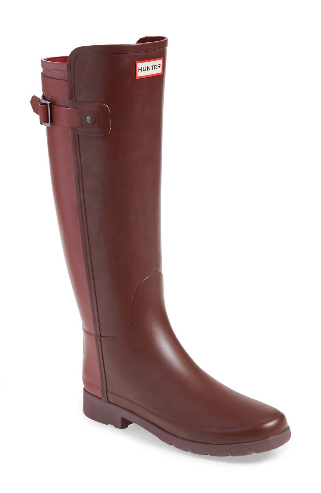 ,                             'Original Refined' Rain Boot,                             Main thumbnail 33, color,                             612