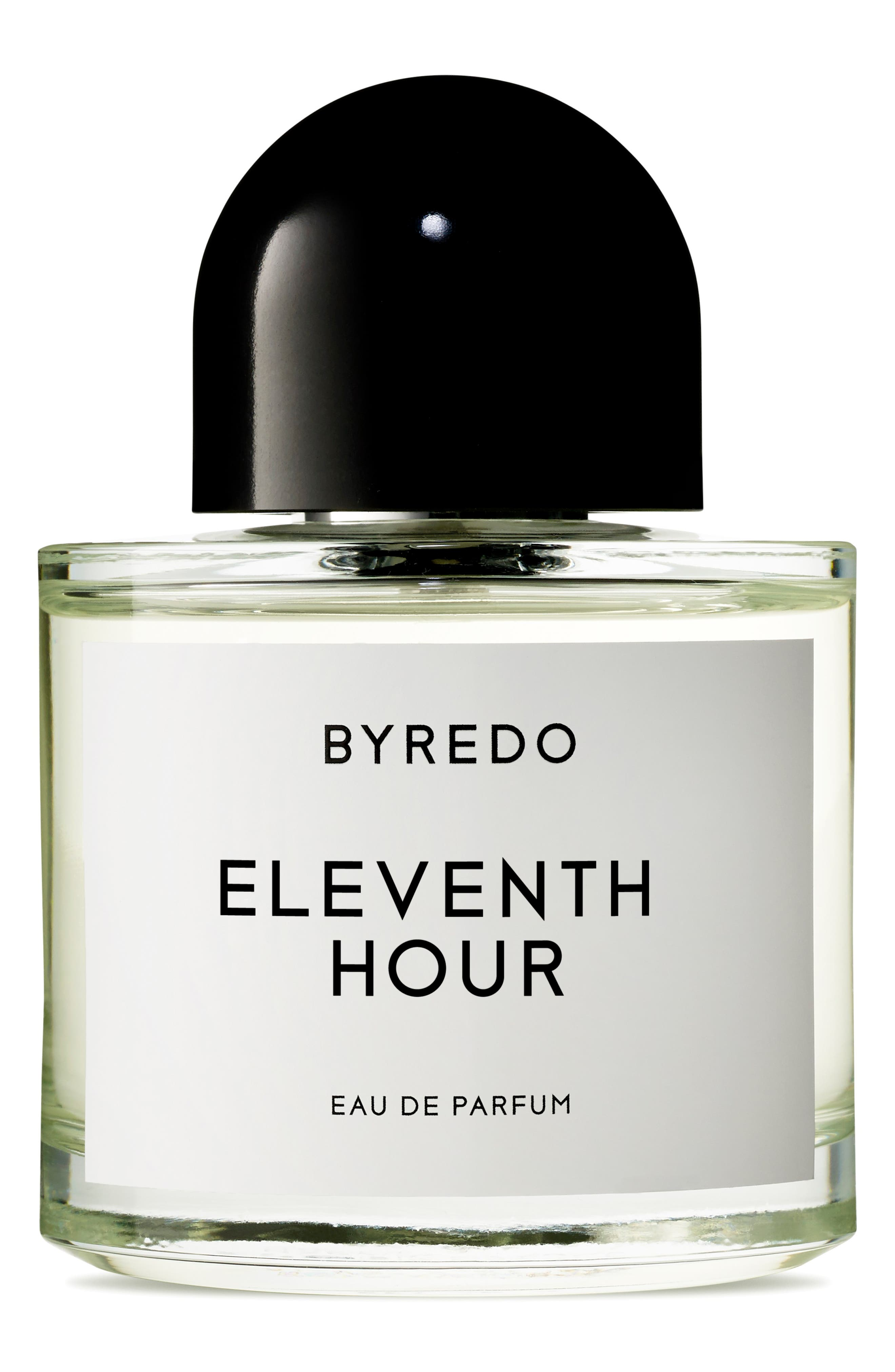 ,                             Eleventh Hour Eau de Parfum,                             Main thumbnail 1, color,                             NO COLOR