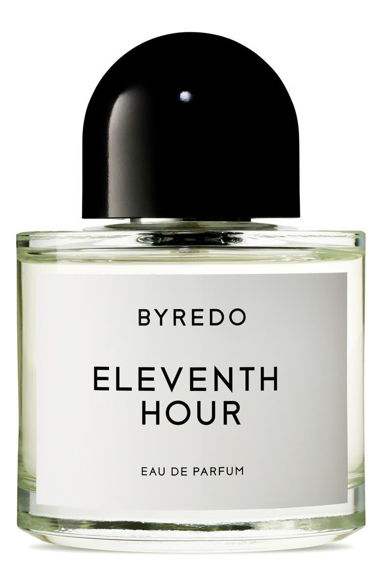 BYREDO Eleventh Hour Eau de Parfum, Main, color, NO COLOR