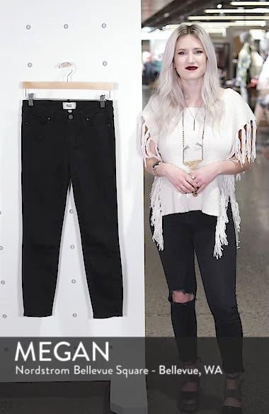 Transcend - Verdugo Crop Skinny Jeans, sales video thumbnail