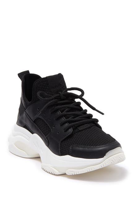 Image of Steve Madden Arelle Exaggerated Sole Sneaker