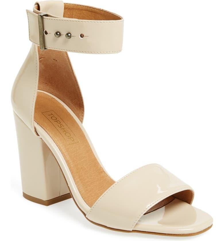 TOPSHOP 'Ramble' Sandal, Main, color, 250
