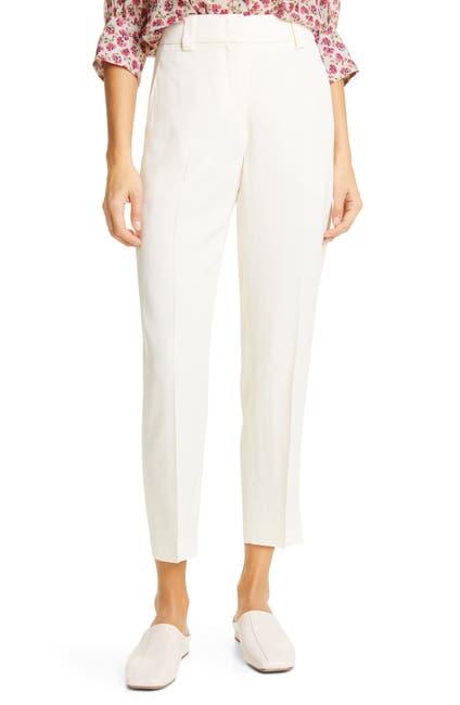 Image of SEVENTY VENEZIA SEVENTY VENETZIA Satin Cady Trousers