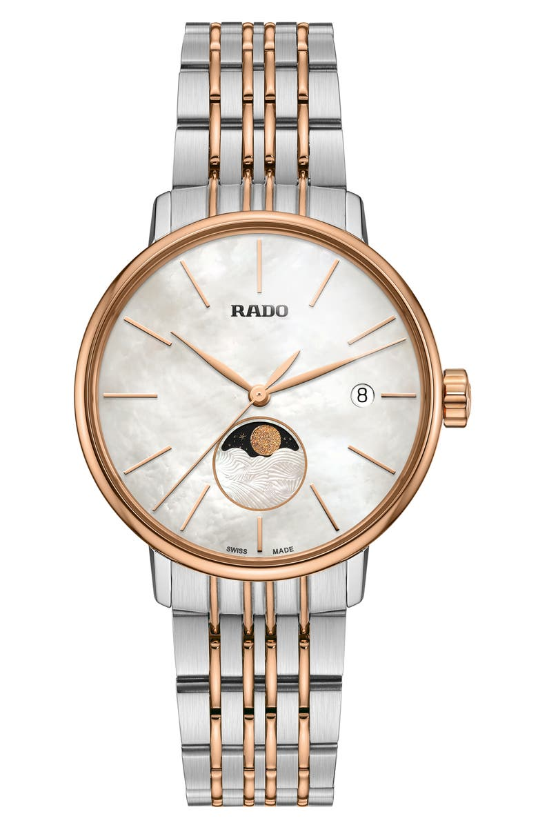 RADO Coupole Classic Bracelet Watch 34mm