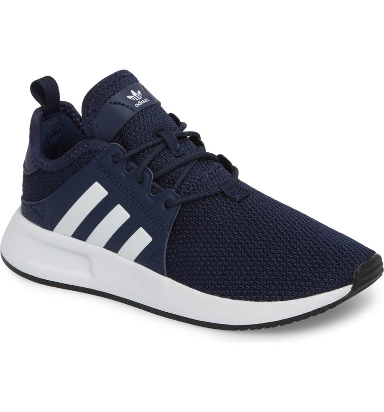 ADIDAS X_PLR Sneaker, Main, color, COLLEGIATE NAVY/ WHITE