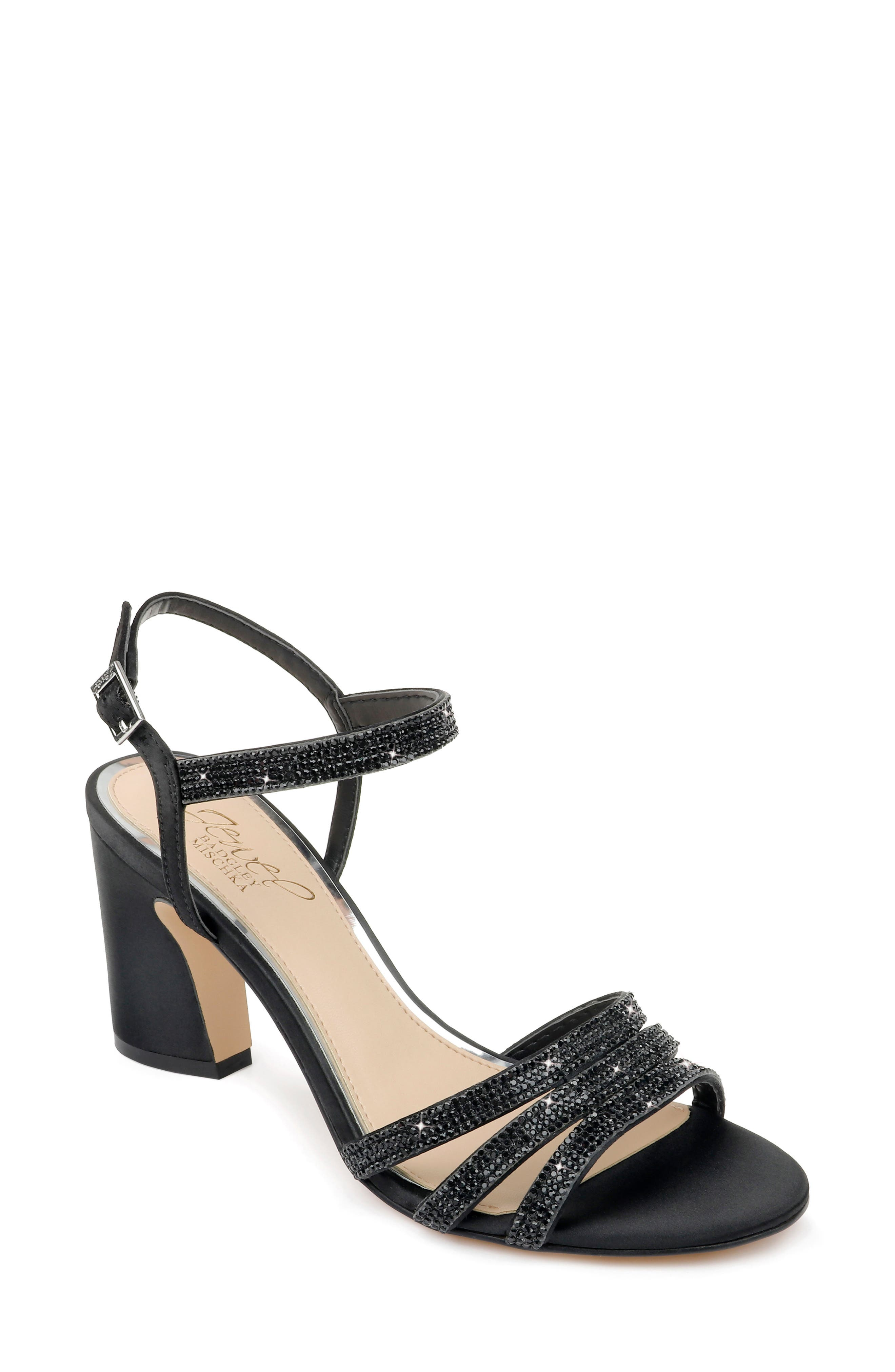 Jewel Badgley Mischka Brighton Sandal (Women)