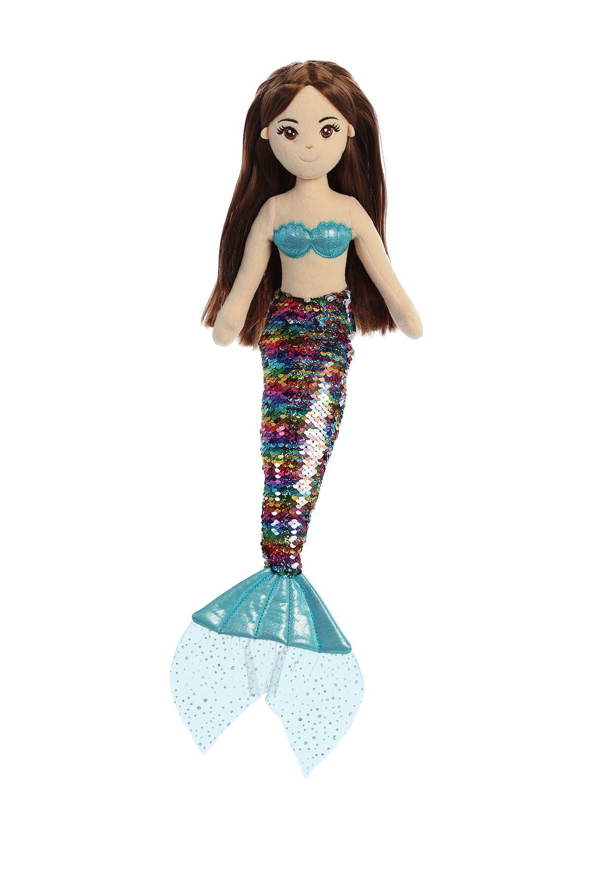 Image of Aurora World Toys Sequin Sparkles Mermaid