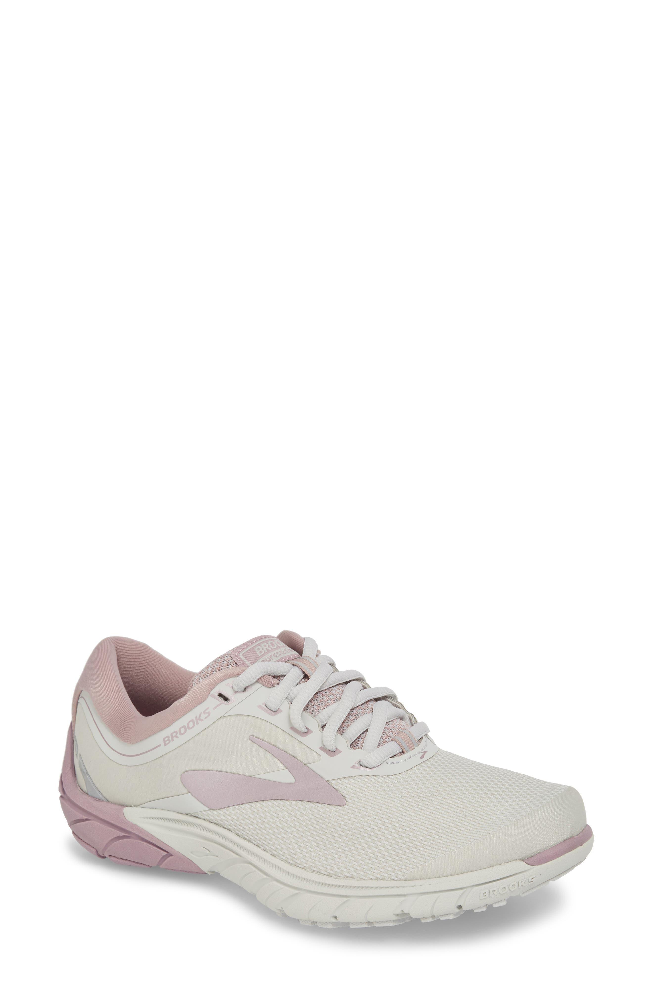 Brooks Purecadence 7 Road Running Shoe B - White