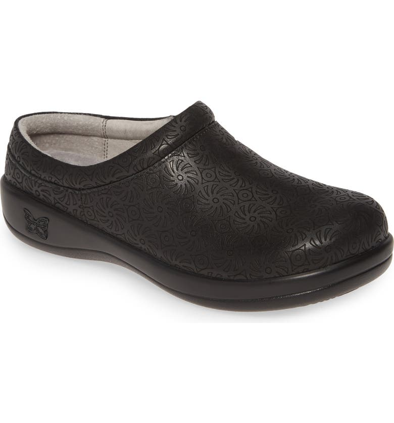 ALEGRIA 'Kayla' Clog, Main, color, BIG WHEEL LEATHER
