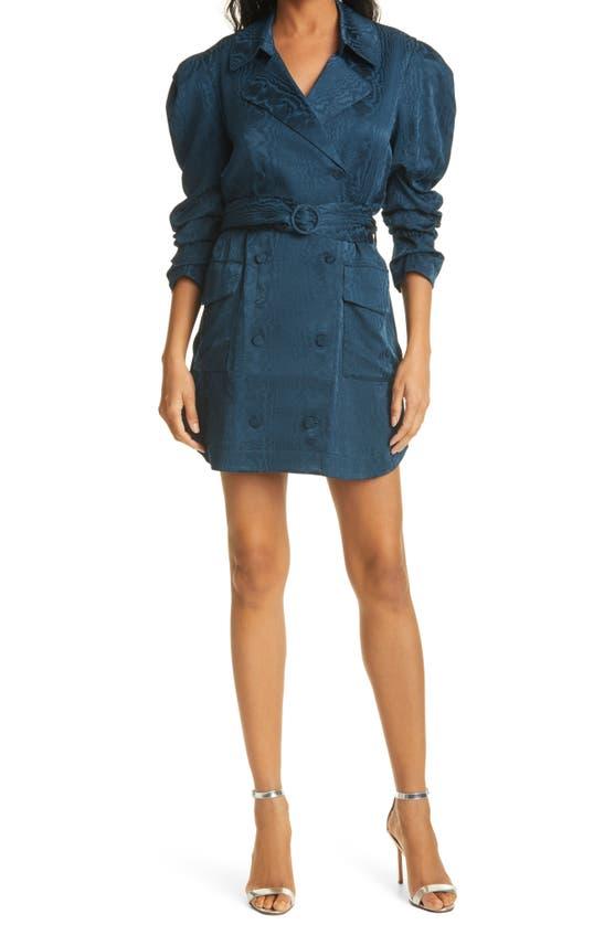 Cinq À Sept Mini dresses PACEY MOIRE COATDRESS