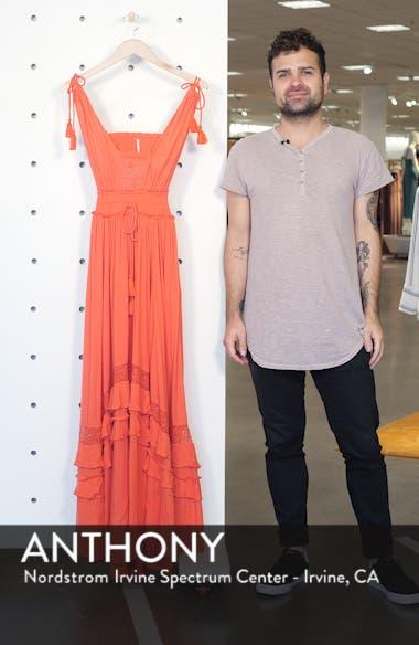 Endless Summer by Free People Santa Maria Maxi Dress, sales video thumbnail