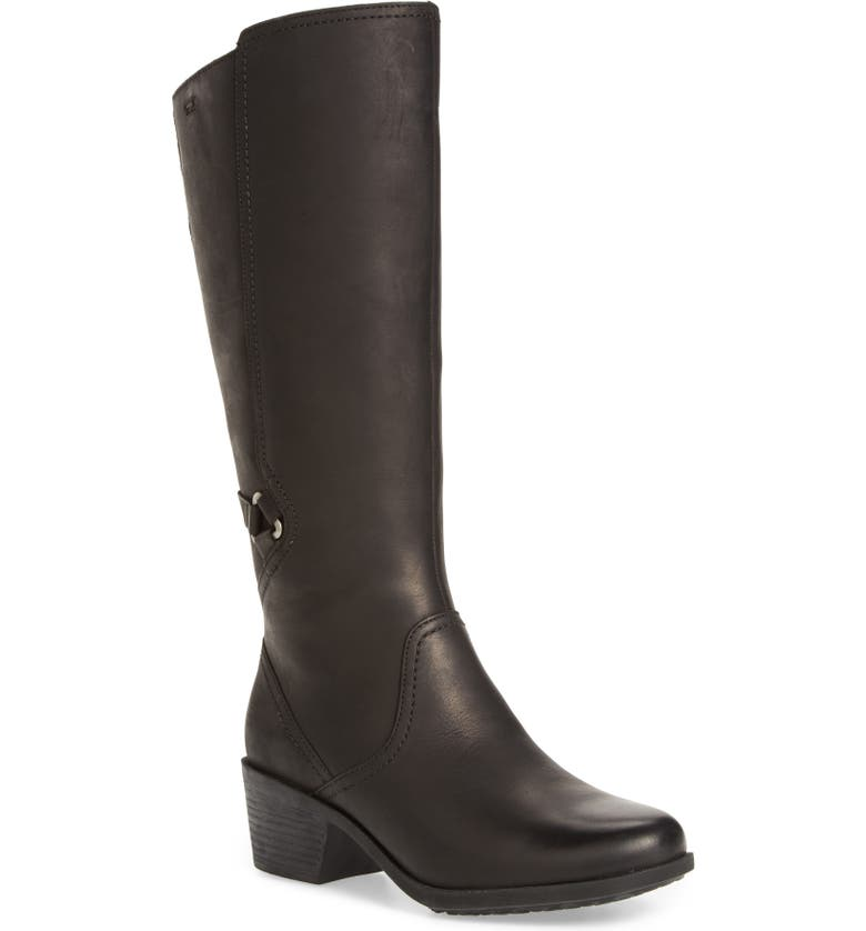 TEVA Foxy Waterproof Boot, Main, color, 001