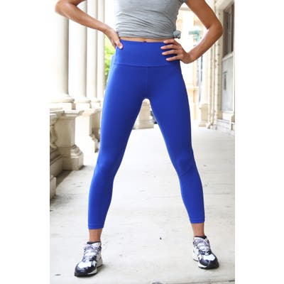 New Balance Transform High Waist Pocket Crop Tights