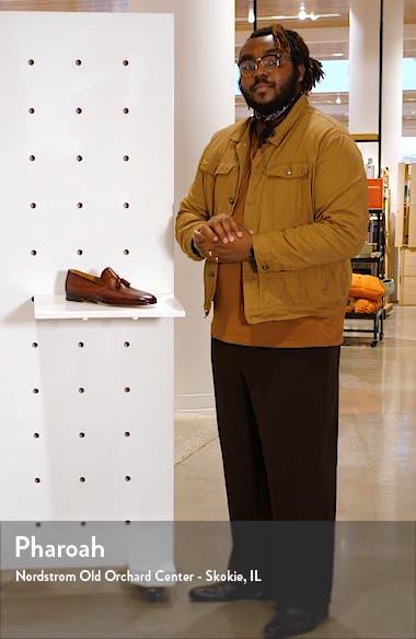 Richards Tassel Loafer, sales video thumbnail