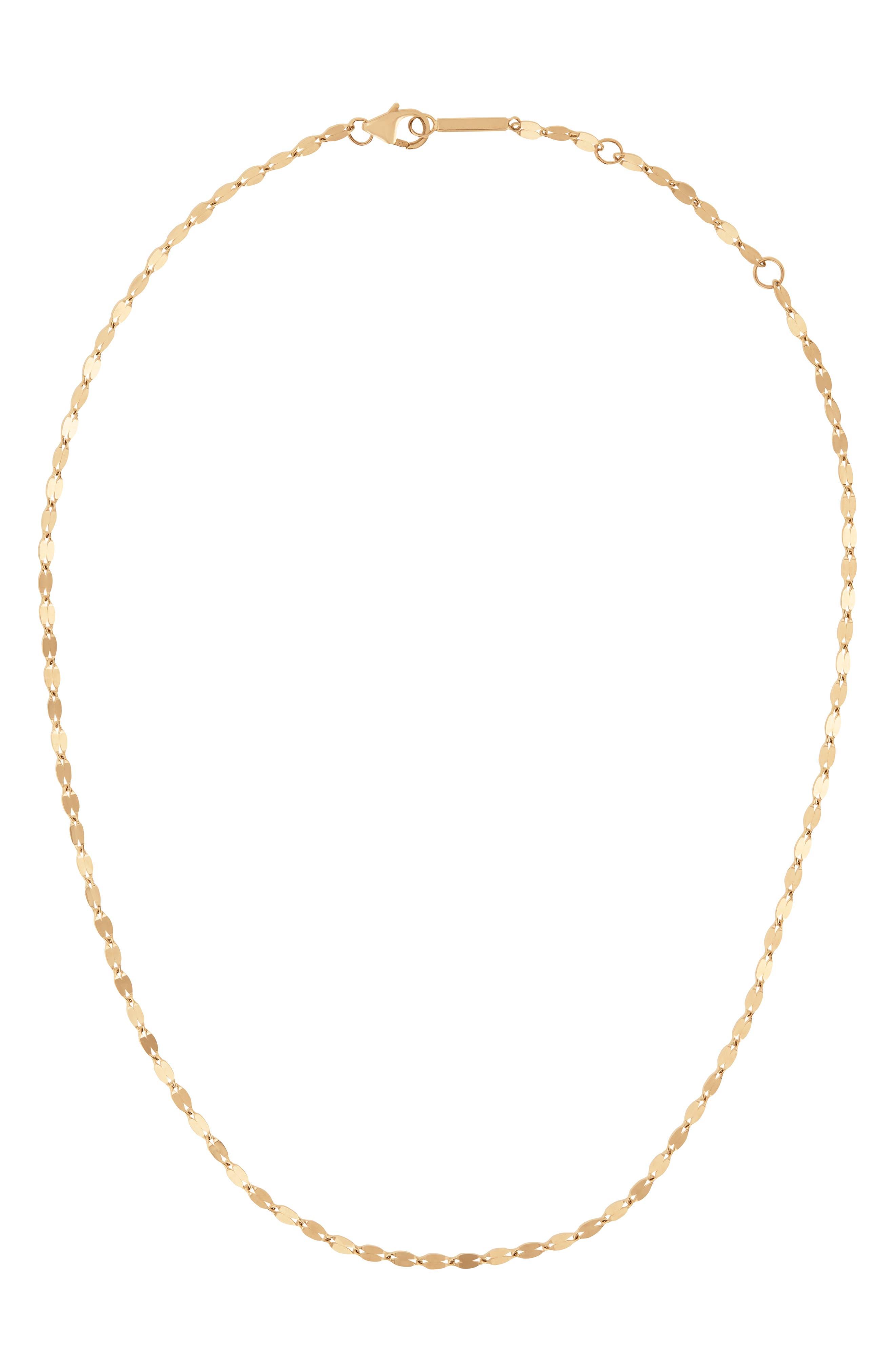 Mega Gloss Blake Chain Choker Necklace