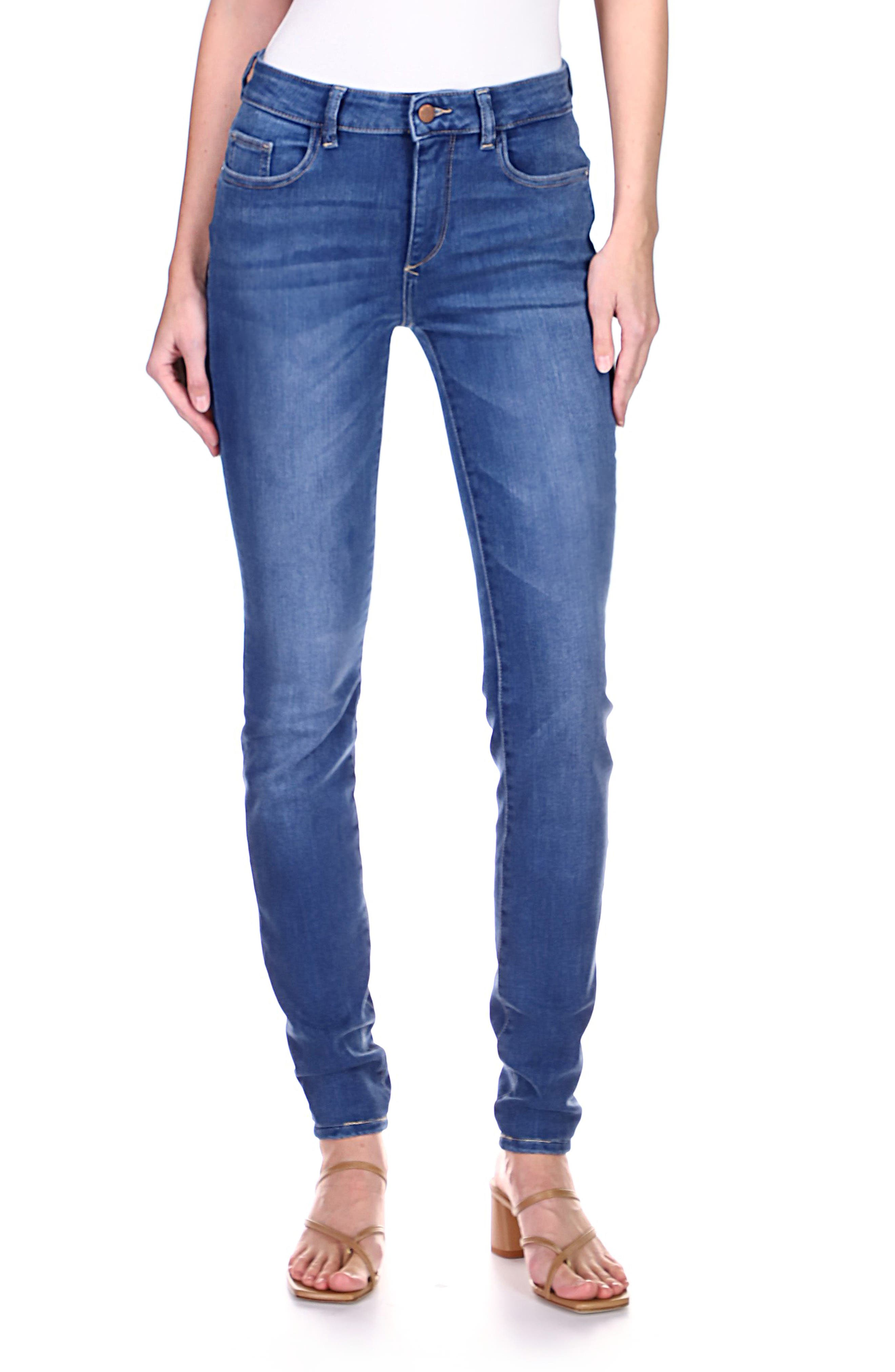 Image of DL1961 Danny Instasculpt Supermodel Skinny Jeans