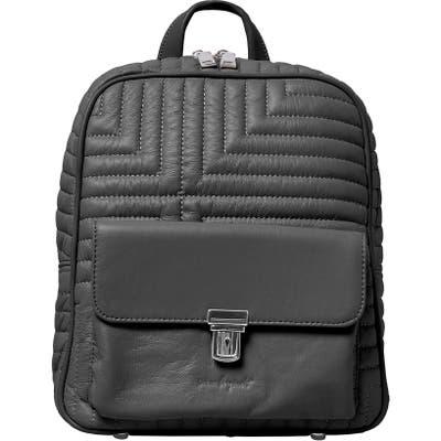 Urban Originals Essential Vegan Leather Backpack - Black